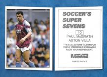 Aston Villa Paul McGrath 10